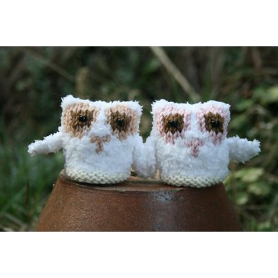 Little Owls - Oliver and Olivia