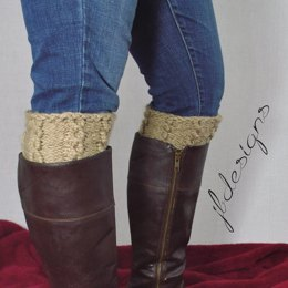 Tera Boot Toppers