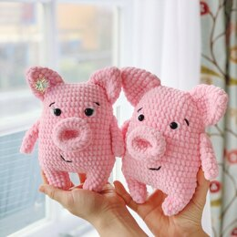 Cute Litlle Pigs