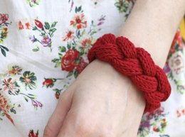 Maiden Braid Bracelet and Headband