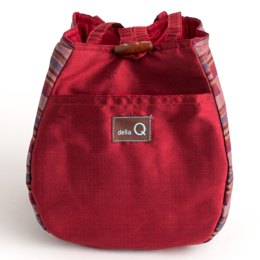 della Q Rosemary Small Knitting Bag