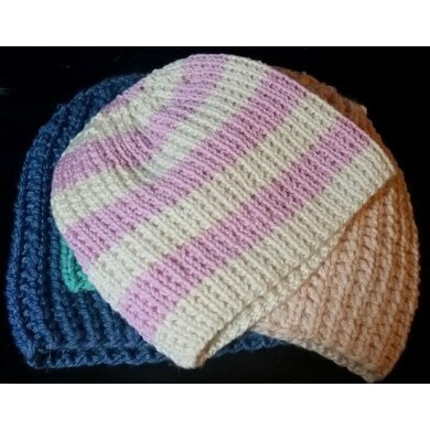 Simple Joy - Worsted Hat