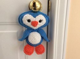 Lil Penguin Door Hanger