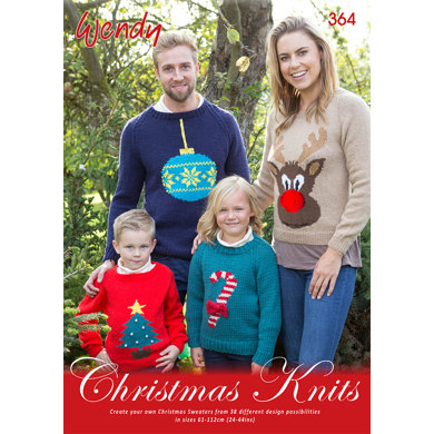 Christmas Knits by Wendy