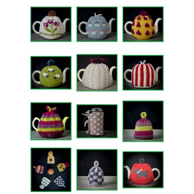 Cosies Galore 10 Cosy Patterns
