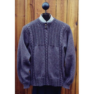 MS 122 Button-up Pullover