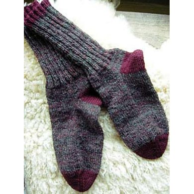 Sock Pattern to End all Sock Patterns