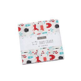 Moda Fabrics Farm Charm 5in Charm Pack