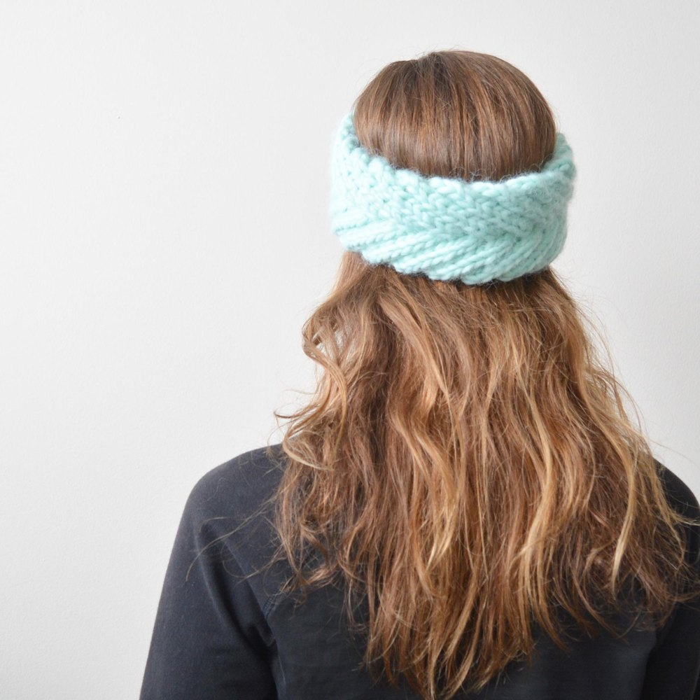 Braided Headband (5 strand) Knitting pattern by Callisto Knits ...