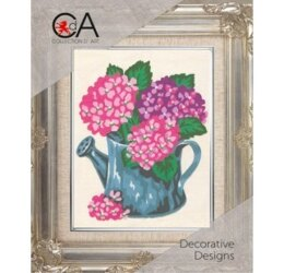 Collection D'Art Hydrangeas Tapestry Kit - Multi