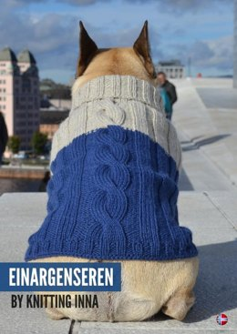 The Einar Sweater by Knitting Inna
