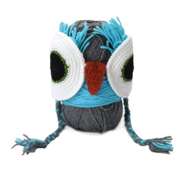 Plymouth Yarn Yarnimals Owl