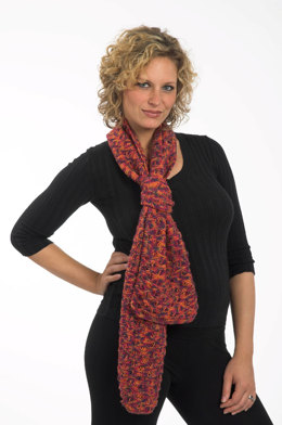 Lacey Scarf in Plymouth Happy Feet - F262