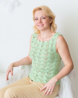 Green wave top