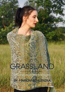 EBook Grassland - 9 Kunstvolle Strickdesigns