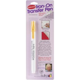Sulky Iron-On Transfer Pen - Red