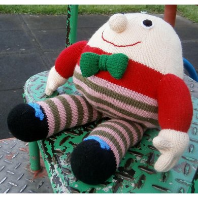 Knitting Pattern For Humpty Dumpty : Humpty Dumpty Knitting pattern by Ann Franklin Knitting ...