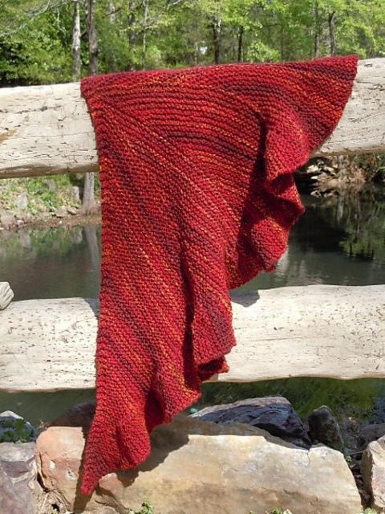 Eyre Of Romance Jane Shawl Knitting Pattern By Kay Meadors