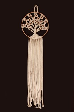 Design Works Tree of Life Macrame Kit