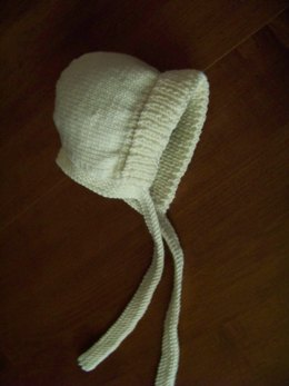 Basic Baby Bonnet
