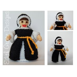 Catherine of Aragon Doll