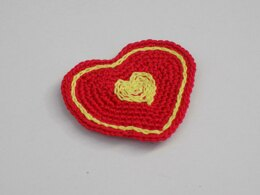 Saint Valentine's Day Heart