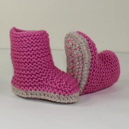 Toddler Chunky Boots