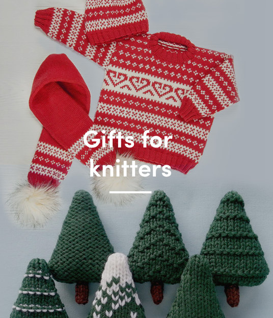 The perfect Christmas gifts for the knitter in your life!