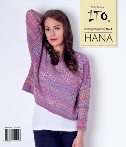 Knitting Magazine No. 2 - HANA by ITO