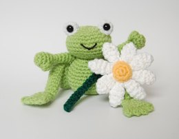 Frog Prince and Daisy