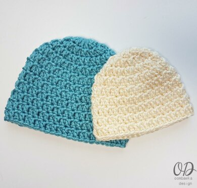 Simple Double Crochet Bulky Hat Crochet pattern by Rhondda ... 83b25a75892