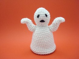 Halloween Ghost Free Amigurumi Pattern