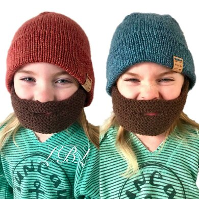 Strapping Bearded Cap