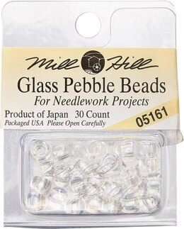 Mill Hill Pebble Beads