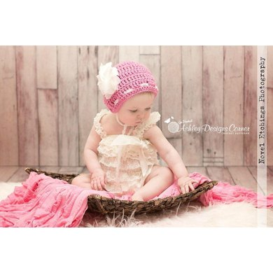 Sugar Twist Bonnet (Newborn - 2 Years)