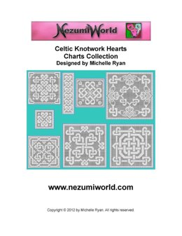 Celtic Knotwork Hearts Collection