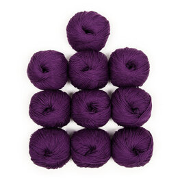 Debbie Bliss Cashmerino Aran 10 Ball Value Pack