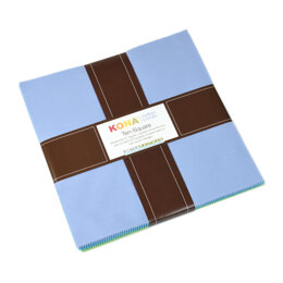 Robert Kaufman Kona Cotton Solids 10in Squares - TEN-650-42