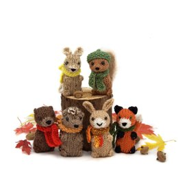 Wee Woodland Wuzzies