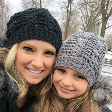 Wave Slouch Hat