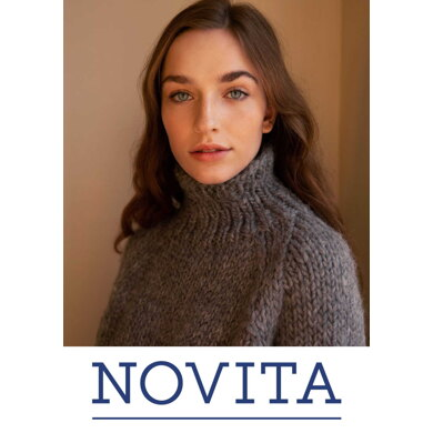 Lempi Sweater in Novita Hygge - Downloadable PDF