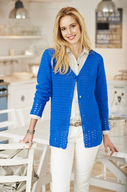 Cardigan & Vest in Stylecraft Classique Cotton 4 Ply - 9372 - Leaflet