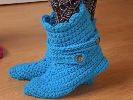 Slipper Boots For The Family