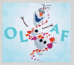 Vervaco Disney Frozen 2: Olaf Diamond Painting Kit
