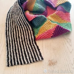 Long and Short Scarf