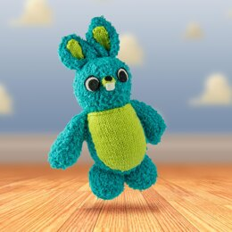 Disney Toy Story Bunny Knitted Toy