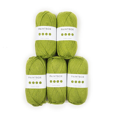 Paintbox Yarns Simply Aran 5 Ball Value Pack