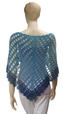 Angelika Lace Shawl