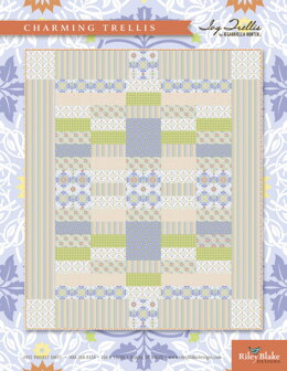 Riley Blake Charming Trellis - Downloadable PDF