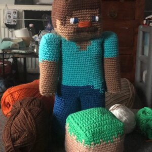Minecraft Patterns to Crochet - Crochet Now | 300x300